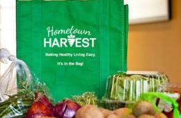 $18 for Custom Bag of Veggies and Fruits from Hometown Harvest - Delivery Included! ($31 Value - 42% Off)