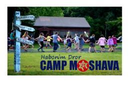 $2,800 for 3-Week Habonim Dror Camp Moshava Sleepaway Camp for Ages 9-15 in Street, MD (23% Off)