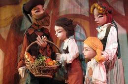 Hansel and Gretel at The Puppet Co.