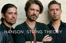 HANSON STRING THEORY Concert at The Fillmore Miami Beach at Jackie Gleason Theater