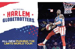 Up to 35% Off Harlem Globetrotters Tickets at EagleBank or Capital One Arena