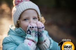 15% Off Heat Holders® - The Warmest Socks EVER + Hats, Gloves, Throws & More!