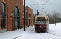 $15 for National Capital Trolley Museum 4-Pack of Tickets - Colesville, MD (Up to 48% Off)