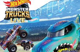 Up to 25% Off Hot Wheels Monster Trucks Live at John Paul Jones Arena