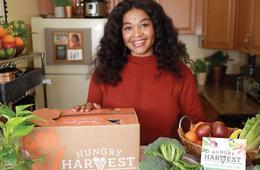 50% Off Hungry Harvest Fresh Fruit & Vegetable Boxes - Delivered!