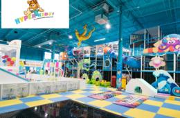 Hyper Kidz Ultimate Indoor Playground Single Weekday Entry