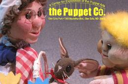 The Velveteen Rabbit at The Puppet Co.