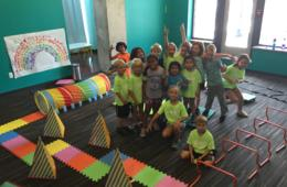 $200 for TRUE Kid Fit Camp for Ages 5 to 9 in Arlington (100 Off)