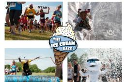 One Race Entry to the Ice Cream 5K Race at Bull Run Park