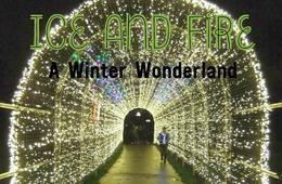 NEW! Ice & Fire Festival: A Winter Wonderland at Merriweather Park at Symphony Woods
