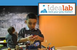 BRAND NEW! Idea Lab Kids STEAM Camp