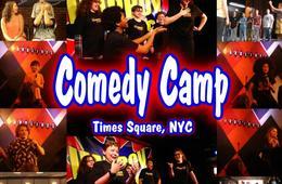 Improv Theater Comedy Camp