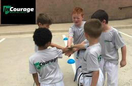 InCourage Martial Arts Camp