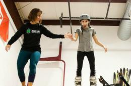 Indoor Ski Camp at Inside Ski Training Center