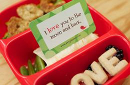 $12 for Half-Year of Creative Lunchbox Notes for Kids - Inspiring, Empowering Messages + Fun Facts & Jokes ($24 Value – 50% Off)