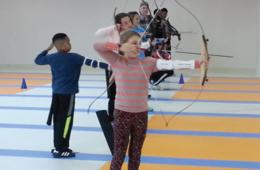 Invicta Sports Archery and Fencing Camp