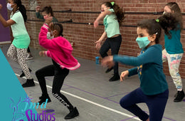 JMD Studios Dance Camp