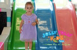 Jolly Yolly Kids Indoor Playground Three-Month Pass