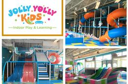 GRAND OPENING SPECIAL! Jolly Yolly Kids Indoor Playground Party