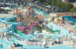 $535+ for 2 or 3 Night Ocean City Beachfront Getaway + Jolly Roger WATER PARK, MINI GOLF & More - Ocean City, MD - Valid JUNE - SEPTEMBER (Up to 27% Off)