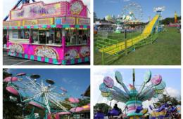 Unlimited Rides at Lakeforest Mall Carnival