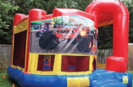 $150+ for Moon Bounce Rental from Just Jump (Up to 25% Off)