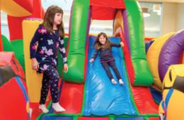 $7 for Weekday Open Play Pass at Just Jump Family Fun Center in Manassas - PARTY OPTION TOO! (30% Off)