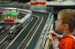 $9 for Two Adult Tickets to The Atlanta Model Train Show Aug. 26 - Infinite Energy Center in Duluth - KIDS UNDER 12 FREE! (50% Off)