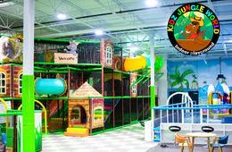 NEW! Kidz Jungle World Indoor Playground