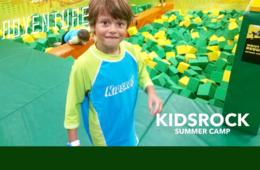 One Week of KidsRock Day Camp Extreme