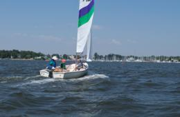 $855 for 2-Week KidShip Sailing Camp for Ages 11-15 - Annapolis ($95 Off!)