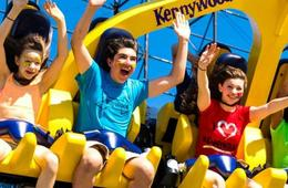 Kennywood Amusement Park Admission