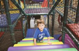 Five Weekday Open Play Passes at Kid Junction