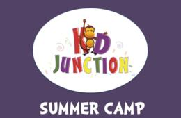 $35 for One Day or $165 for Week of Kid Junction Summer Camp in Chantilly (Up to 34% Off)