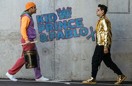 Kid Prince and Pablo at The Kennedy Center