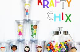 $14 for Personalized Insulated Kids Tumbler or $25 for TWO – Includes Shipping! (Up to 45% Off)