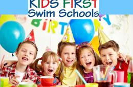 Kids First Swim Schools Birthday Splash Party!