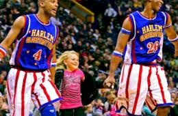 $17 and Up for Harlem Globetrotters Tickets in Baltimore & Fairfax (40% Off)