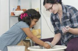 $175 for Kiln & Co. KREATE Themed Crafts and Pottery Painting Camp for Ages 6-12 in Reston (50% Off)