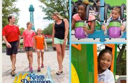 Everyone Pays KID Prices At Kings Dominion!