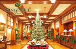 $249+ Per Night for Christmas Town Getaway - Includes Admission Tickets & Breakfast! Kingsmill Resort in Williamsburg ($289 Value)