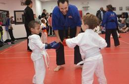 Klotz Institute of Karate Child & Adult Classes