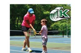 Koa Sports Tennis Camp at North Springfield Swim Club