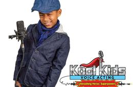 Kool Kids Acting Virtual Voiceover Classes