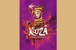 $160+ for Family 4-Pack to Cirque du Soleil's Kooza from July 16 - August 16 at Virginia Beach Convention Center (20% Off)