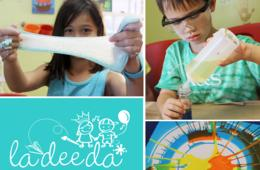 One Week of Select Camps at La Dee Da Art Camps ($300 Value)