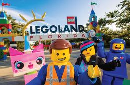 LEGOLAND® Florida 1-day Admission
