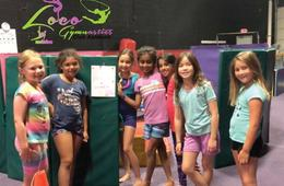 LOCO Gymnastics Fall Rec Classes & Preschool Camp