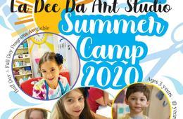La Dee Da Studio Specialty Arts Camp