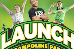 Launch Herndon Trampoline Park Open Jump Passes